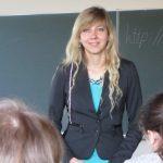 Bianka Haase beim PraxisTreff