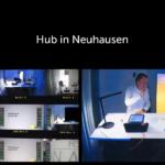 Einblicke in einen Dolmetsch-Hub in Neuhausen